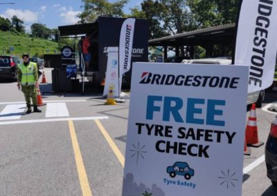 Bridgestone Safety Campaign