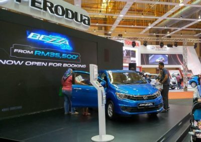 Perodua Bezza Launch