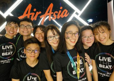 Air Asia Music Run